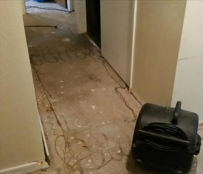 Water Damage After